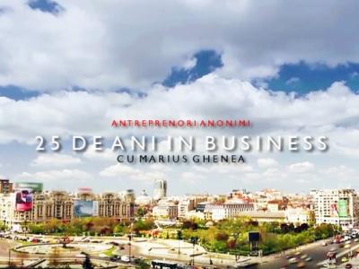 documentar 25 ani business marius ghenea bogdanrusu.com