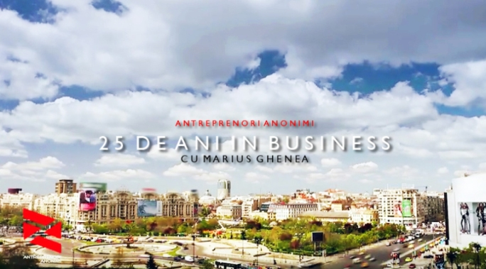 documentar 25 ani business marius ghenea bogdanrusu.com